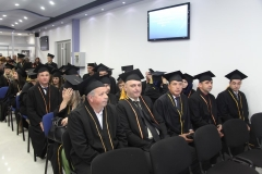 Promocija diplomanata i magistranata 2014