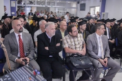 Promocija diplomanata i magistranata 2015