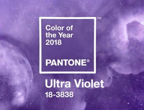 Boja godine 2018: Ultra Violet Pantone