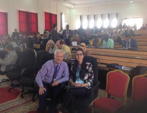 Dekan Fakulteta za tehničke studije na Generalnom Skupu Seizmologa u Maroku