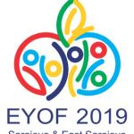 NAŠI STUDENTI VOLONTERI NA EYOF-U 2019