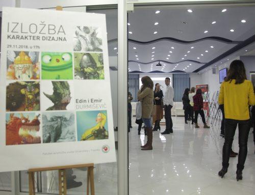 Otvorene izložbe u okviru GeTID-S 2018