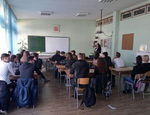 Promo kampanja 2019: Posjete srednjim školama