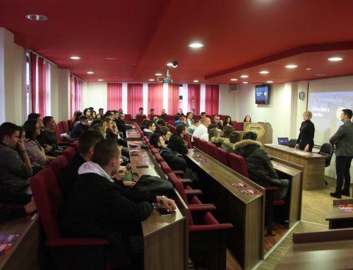 Posjeta učenika Srednje tehničke škole grafičkih tehnologija, dizajna i multimedije Ilidža
