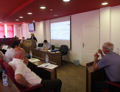 Održan sastanak odbora za kvalitet Univerziteta u Travniku